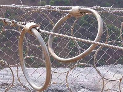 上海环形边坡防护网